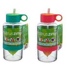 Citrus Zinger Biggie Water Bottle Water Infuser
