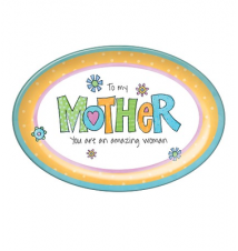 *Mother* You Are Special Mini Plate 6x4 With Easel