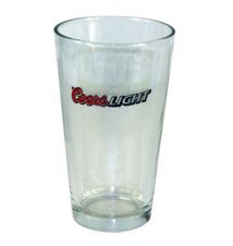 Coors Light Pint Glass - 16oz