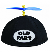 Big Mouth Toys Old Fart - Propeller Beanie