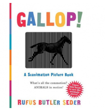 Book- Gallop by Rufus Butler Seder