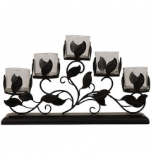 Better Homes and Gardens 5 Piece Candleholder