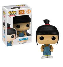 Despicable Me 2 Movie Agnes Pop! Vinyl Figure