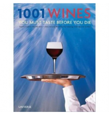 1001 Wines to Taste Before You Die Book