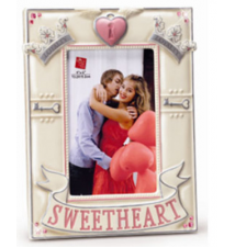 *Sweetheart* Ceramic Picture Frame