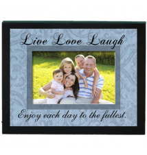 *Live- Laugh- Love* Box Picture Frame
