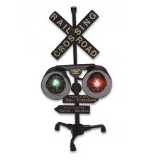 9* Rail Road Crossing Light