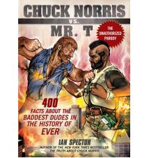 Book: Chuck Norris Vs. Mr. T