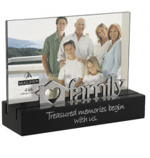 Family Desktop Frame
