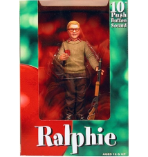 A Christmas Story Ralphie Action Figure with Sound