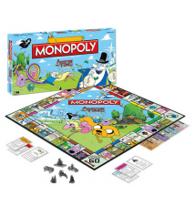 Adventure Time Monopoly Collector's Edition