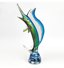 Badash Crystal Art J579 Glass Sailfish