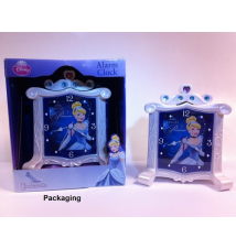Disney*s Princess Cinderella Alarm Clock