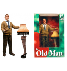 A Christmas Story - Old Man Talking 12 Inch Figure