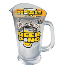 Beer Pong Pitcher Set