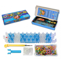 Genuine  Rainbow Looms Twist Bandz Kit by Choons Designs