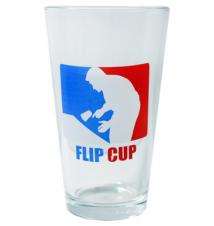 Flip Cup Pint Glass - 16oz