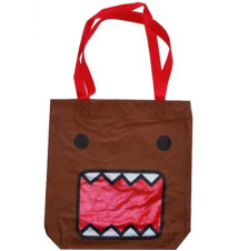 Domo Face Tote Bag