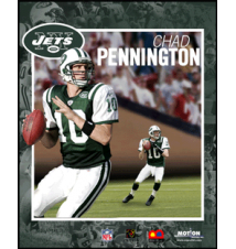 Chad Pennington 3D Motion Poster