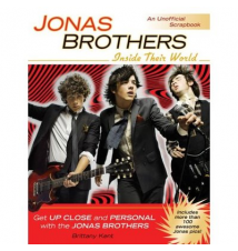 Book- Jonas Brothers Inside Their World by Brittany Kent