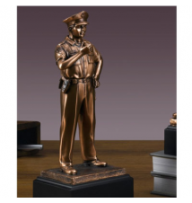 Bronze Policeman  Statue