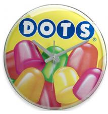 Dots 15* Bubble Clock