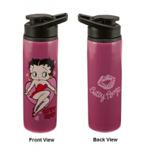 Betty Boop 24 oz. Stainless Steel Water Bottle