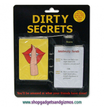 Dirty Secrets Game