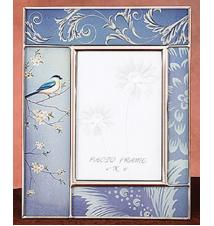 Blue Bird Picture Frame