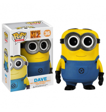 Despicable Me 2 Movie Dave Pop! Vinyl Figure
