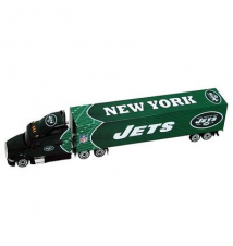 1:80 Tractor Trailer Diecast Toy Vehicles - New York Jets 2010 Edition