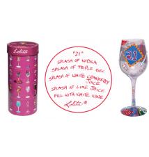 21 Wine Glass by Lolita #22