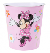 Disney Minnie Mouse Wastebasket