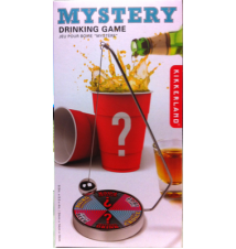 Decision Maker Mystery Drinking Game