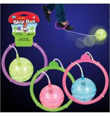 Flashing Skip It Skip Ball