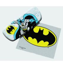 DC Comics Batman Eyeglasses Case With Matching Lens Cloth