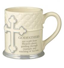 *Godfathers Are A Gift* Ceramic Mug
