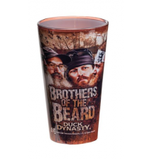 Duck Dynasty Brothers Of The Beard Pint Glass