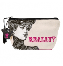 *Really?*  Make Up Pouch