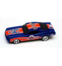 2010 New York Mets 1967 Ford Mustang with Team Sticker