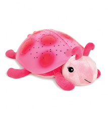 Cloud B Twilight Ladybug Dream Lite Nightlight - Pink