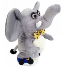 Chantilly Lane 11* Roller Skating Elephant #231
