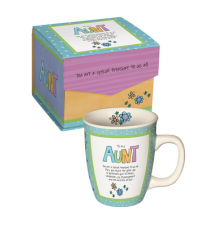 *You Are Special* By Ronnie Walter *Aunt* Gift Boxed Mug-