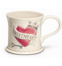 *Sweetheart* Ceramic Coffee Mug