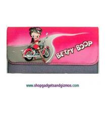 Betty Boop Biker Wallet