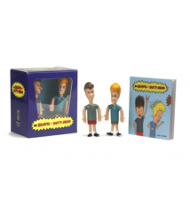 Beavis And Butt-Head Mini Kit Bendable Figurines