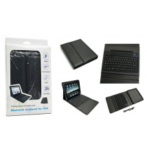 Crystal View iPad Bluetooth Wireless Keyboard