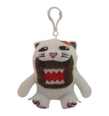 Domo Plush Clip- Cat