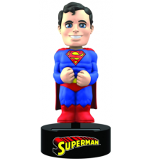 DC Comics Superman Solar Powered Body Knocker By Neca