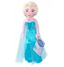 Disney Frozen Talking Beanbag Plush - Elsa